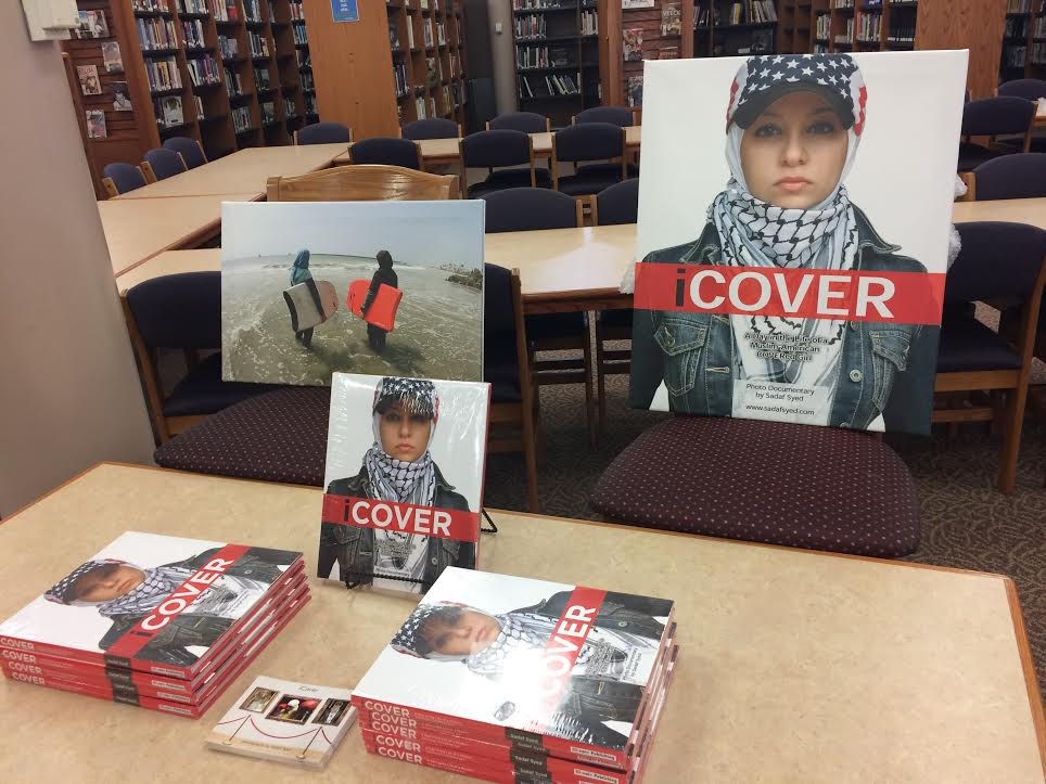 Sadaf Syed visits Central to talk about her book and experiences to break the stereotypes of Muslim women.