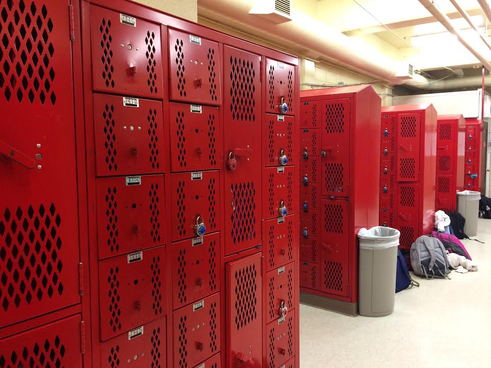 Many students are leaving their lockers unlocked, resulting in stolen personal belongings.