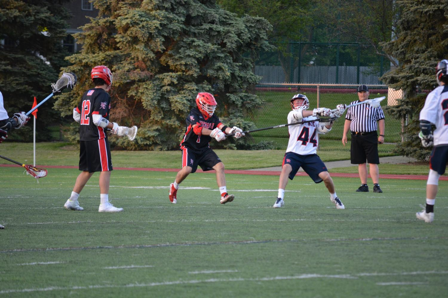 The+varsity+team%27s+most+recent+game+was+against+Glenbard+West+at+5%3A30+p.m.+at+Dickinson+Field+on+May+17%2C+and+they+won+10-8.+Now+it%27s+on+to+the+playoffs.