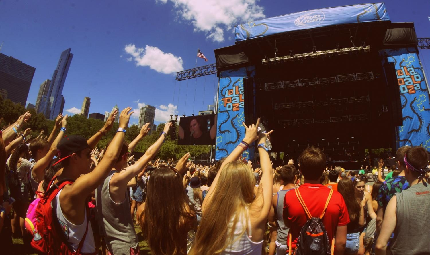 Last year, Lollapalooza added a fourth day of music to celebrate their 25th anniversary. After receiving such a positive response from fans, the festival will be four days long again this year.