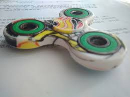 The fidget spinner, marketed as a treatment for ADHD, is known to most people as a kids toy.