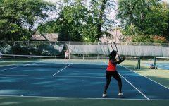 Girls tennis team defeats Glenbard West