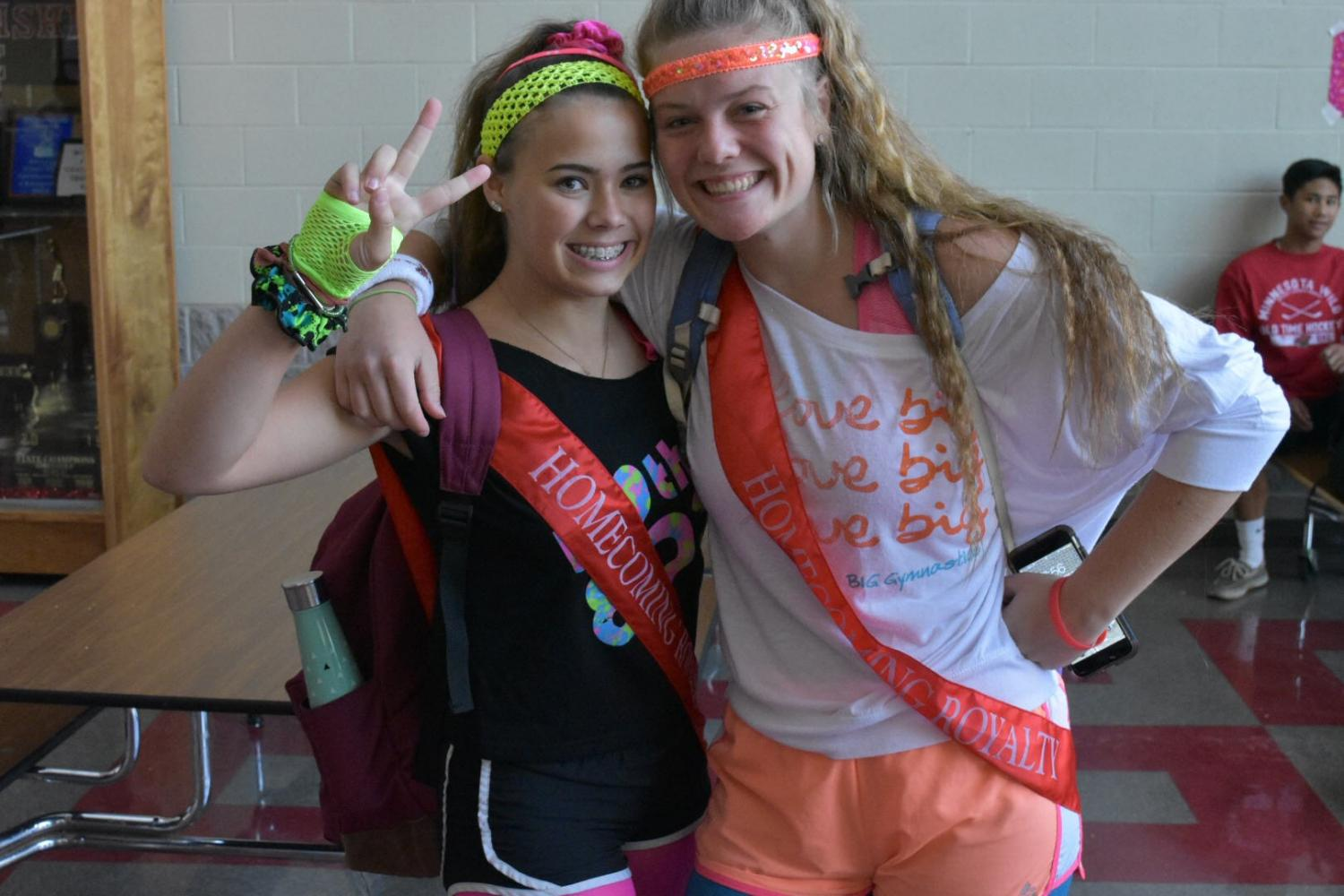 Gallery: Homecoming dress days