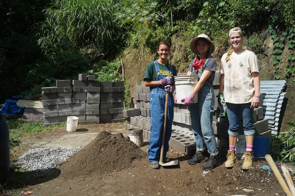 Part of the funds will go toward mission trips, such as this one to Guatemala in 2014.