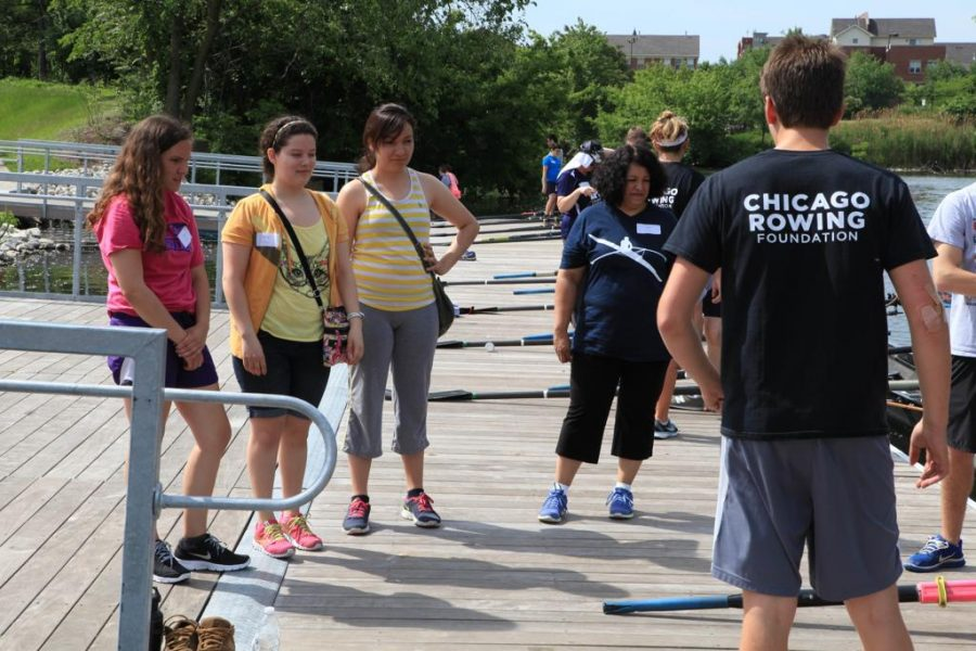 In addition to promoting its high school teams, the CRF also holds Learn to Row events to give community members a basic knowledge and skill level for crew.