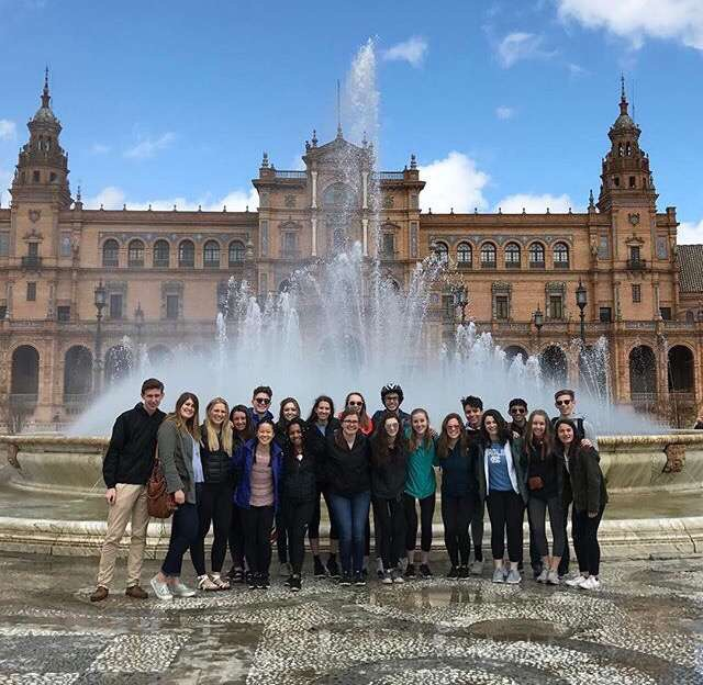 Making special memories and meeting new people in Seville and Guadix are the two main factors of this annual trip.