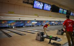 Boys bowling competed in the fifth annual Plainfield North High School Baker Kick-Off Classic on Saturday, Nov. 4.
