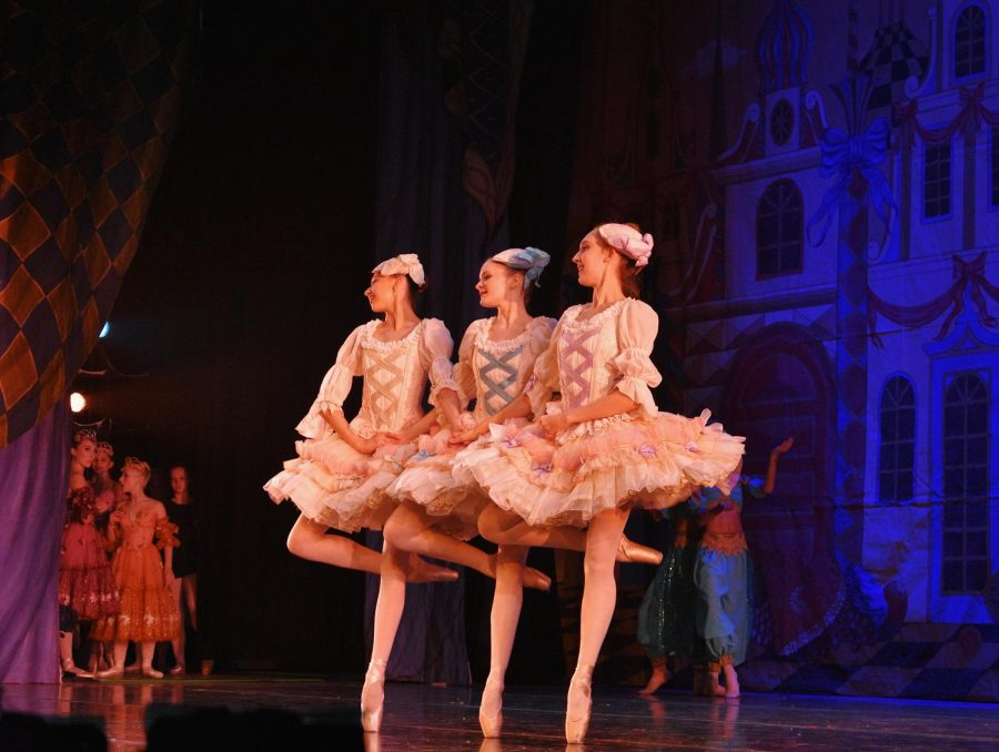 Salt+Creek+Ballet+performed+%22The+Nutcracker%22+on+Saturday%2C+Nov.+25+and+Sunday%2C+Nov.+26+in+the+school+auditorium.