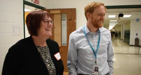 American Education Week recognizes the school's best