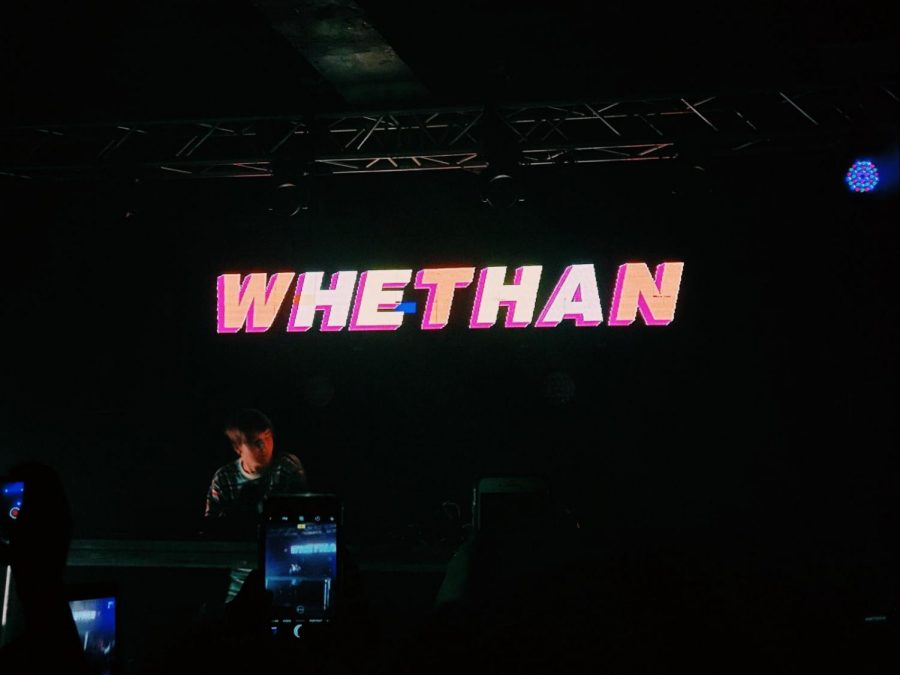 Numerous students attended famous DJ Whethan's concert at Concord Music Hall on Saturday, Nov. 11.