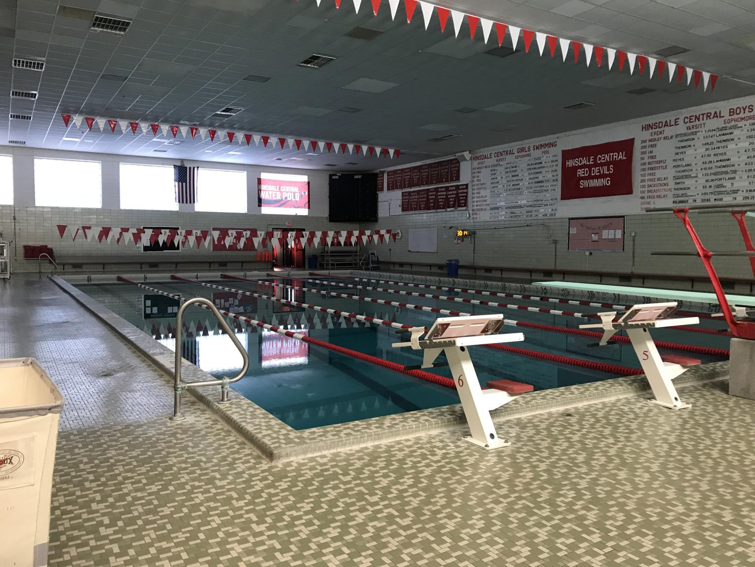 The swim unit began for some freshman gym classes in the beginning of December. Though it only lasts for three weeks, for some students, it feels like an eternity.
