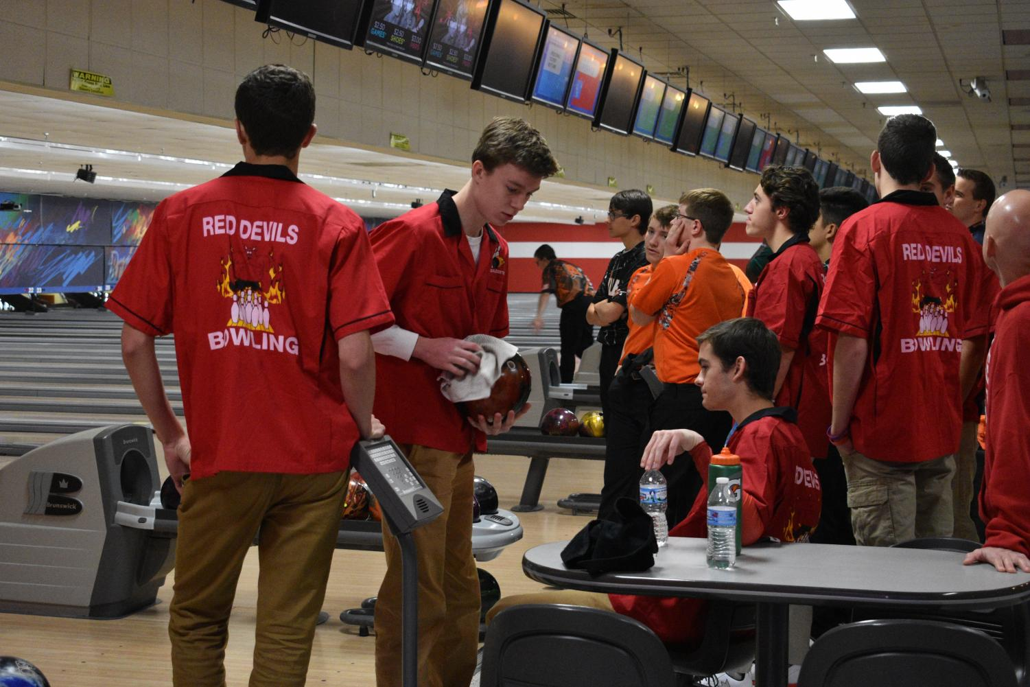 The Red Devils didn't finish as strong as they hoped, but they did make school history.