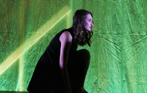 Allie Moreton, junior