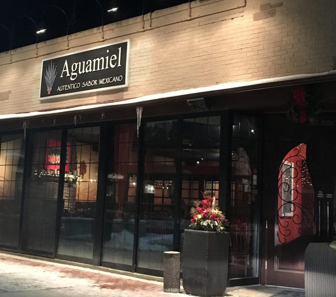 Aguamiel has become a favorite out of the many restaurants in downtown Clarendon Hills.