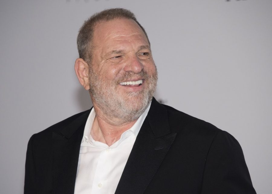 Harvey Weinstein, the producer who started the #MeToo edidemic.