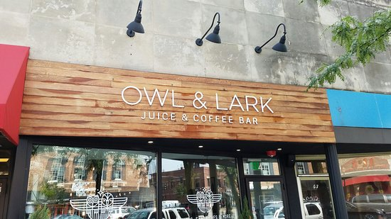 Owl and Lark has become a big hit recently, and many students favorite their smoothie bowls.
