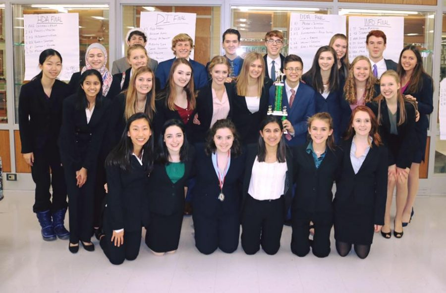 Of the 70 Forensics team members, 21 of them qualified to compete at Sectionals on Saturday, Feb. 10. The showcase on Feb. 9 will thus serve as a final opportunity to practice performing before Sectionals.