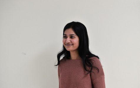 Rima Rafiq, sophomore (Print)