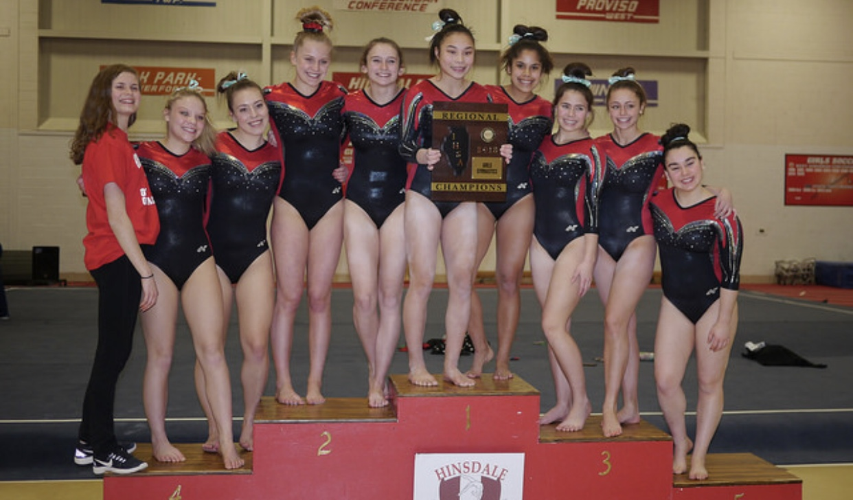 Though many of the Red Devils did not advance to State, their season was full of accomplishments, including third place at Regionals.