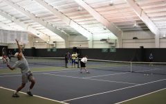 Last week, the boys varsity tennis team traveled to Tennessee to compete. Danny Schmelka and Ansh Shah, freshmen, who are two of the teams up-and-coming athletes both competed in Tennessee.