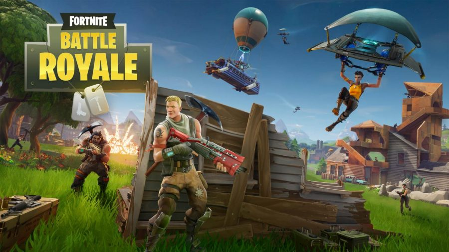 Fortnite%3A+Battle+Royale+is+third-person+shooter+game+that+requires+quick+thinking+and+creative+building.+It+has+recently+gained+popularity+with+students.+