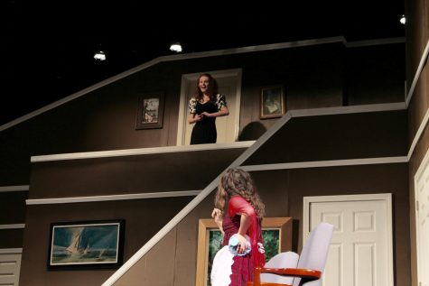 From Thursday, March 1 until Saturday, March 3, the Drama Club performed Neil Simon's