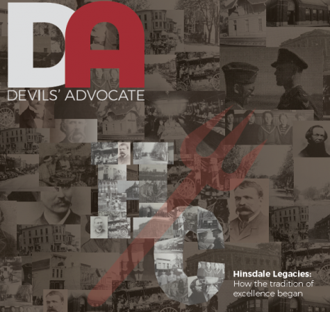 Advocate April Issue