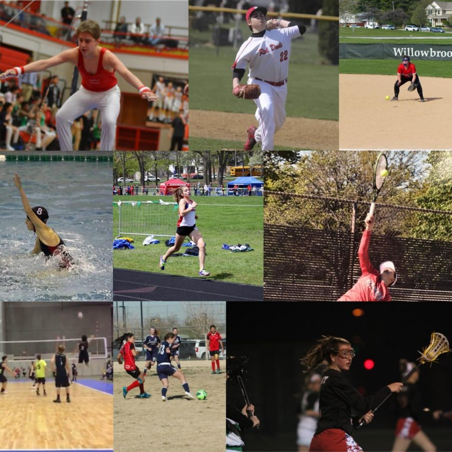 Spring into your sport