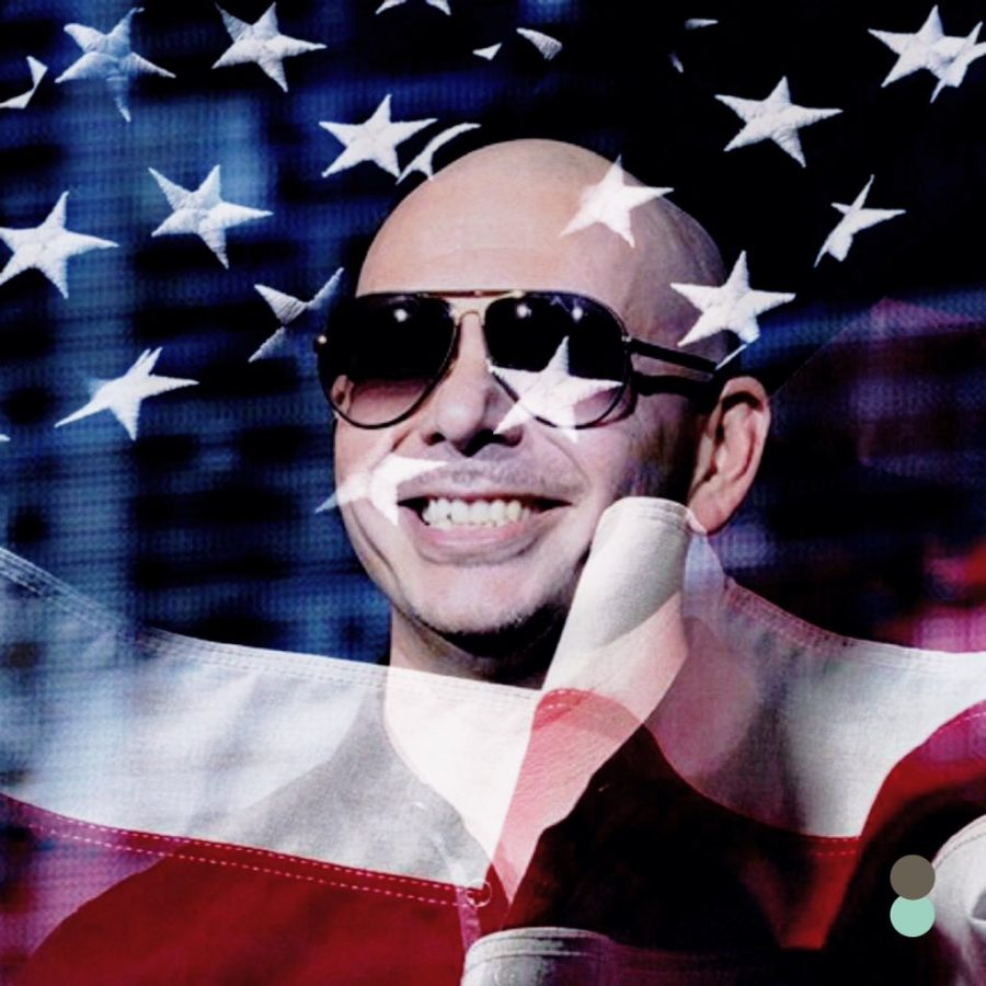 On Memorial Day in 2017, Pitbull took to twitter and posted this photo in honor those who paid the ultimate sacrifice.