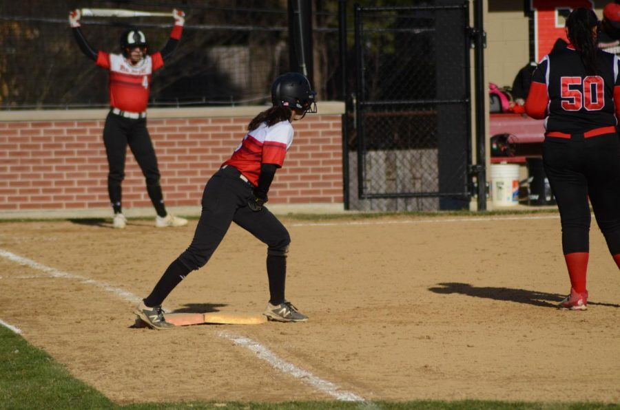 On+Friday%2C+April+20%2C+the+softball+team+played+against+Proviso+West+at+home.