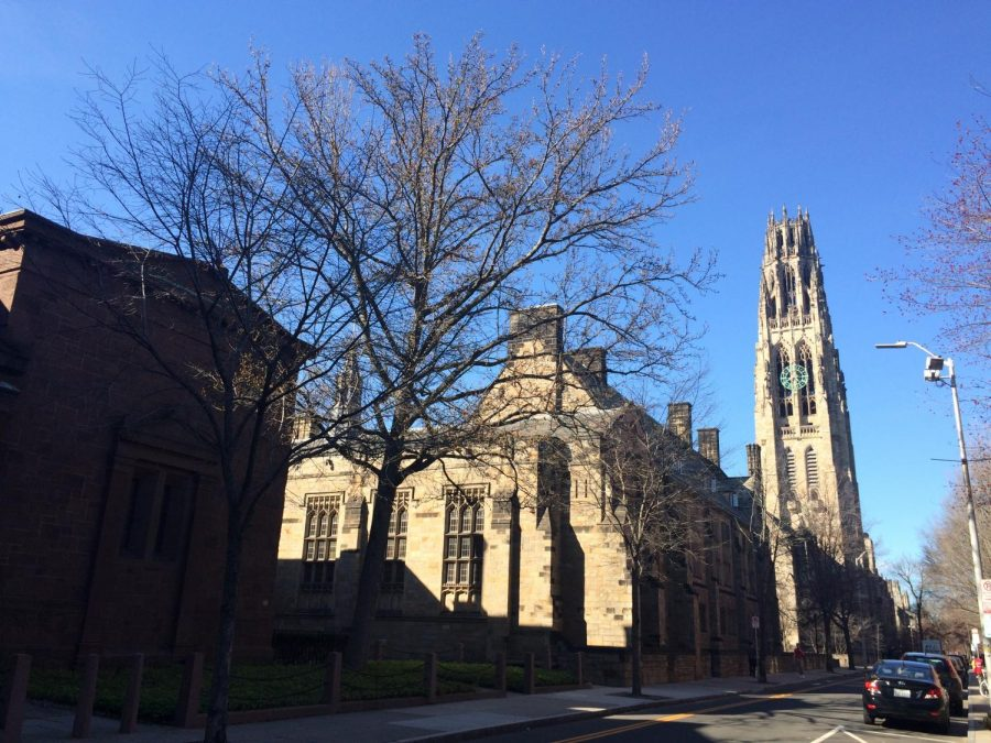 The fair will allow students to meet with representatives from a variety of colleges, including Yale University (pictured) and the University of Illinois Urbana-Champaign.