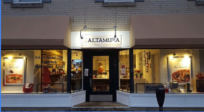 Altamura is located in Hinsdales business district at 9 W. First St.