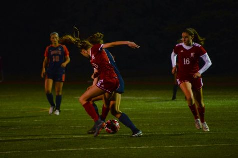 Girls soccer team maintains winning streak