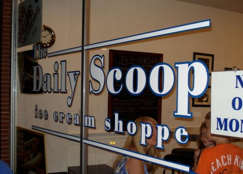 The Daily Scoop reopens for the summer