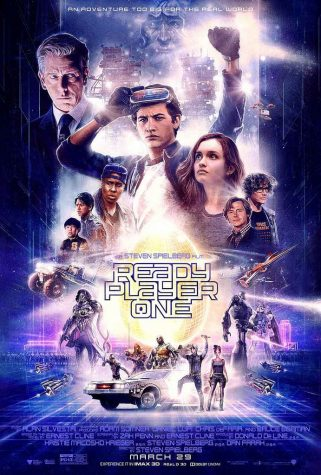 Ready Player One book sets up for an exciting film