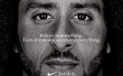 Colin Kaepernick becomes Nike's new face