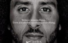 Colin Kaepernick becomes Nike's new face