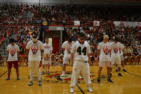 Gallery: Homecoming Pep Rally
