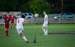Boys soccer team wins close game against Naperville Central