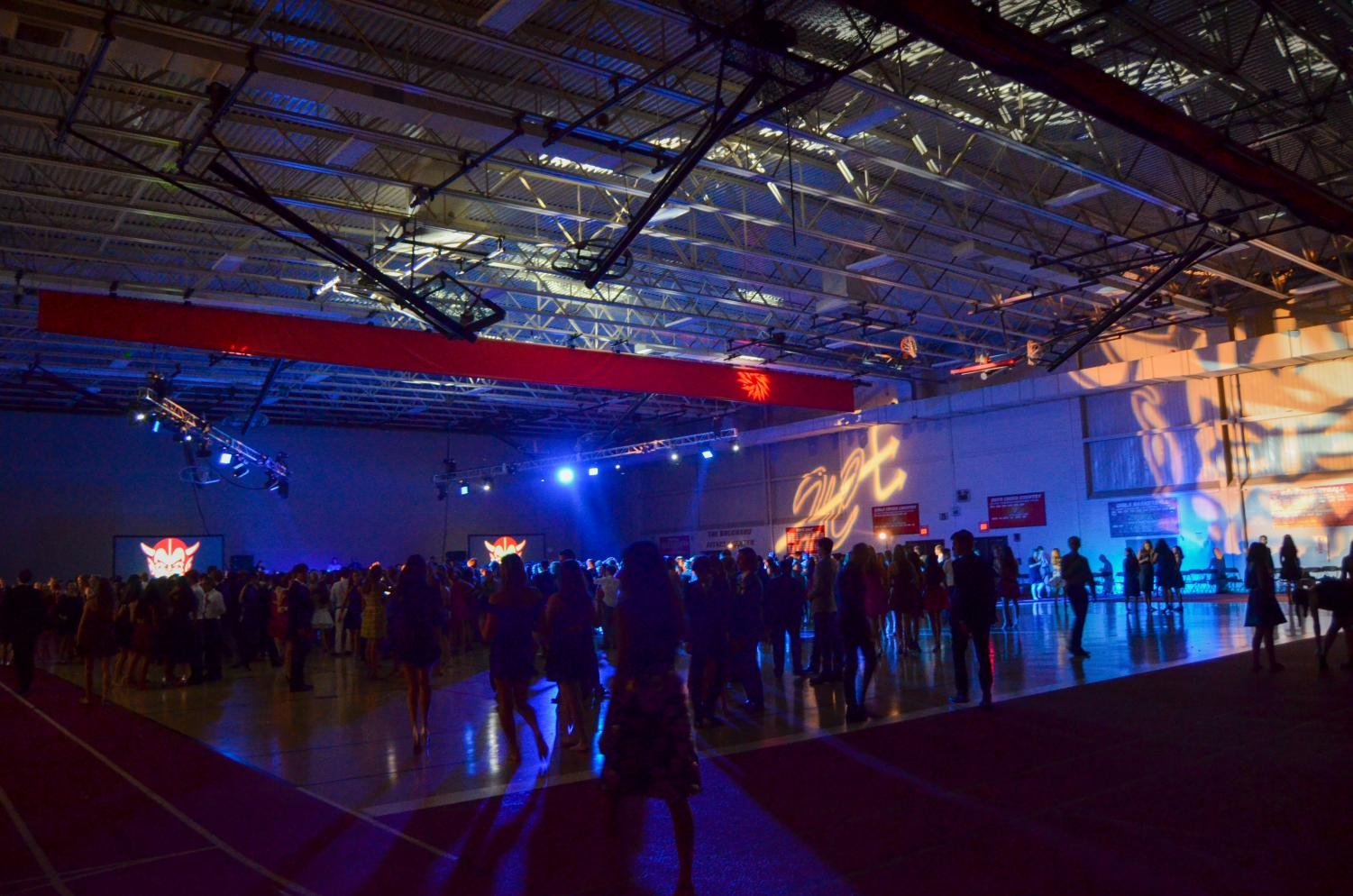 On Saturday, Sept. 22 Homecoming was held in the field house.