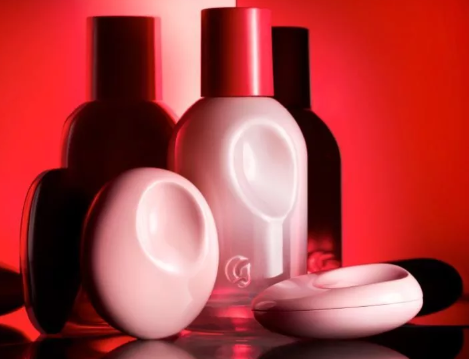 The You Perfume comes in both a solid and a liquid form. Via Glossier.