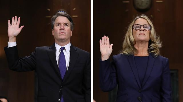 RDN+students+tuned+in+to+view+Christine+Blasey+Ford+accuse+Supreme+Court+Justice+Brett+Kavanaugh+of+sexual+assault+in+front+of+the+Senate+Judiciary+Committee.