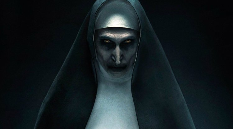 %22The+Nun%22+is+the+most+recent+movie+from+the+%22Conjuring%22+horror+franchise+and+became+a+box-office+hit+despite+many+bad+reviews.
