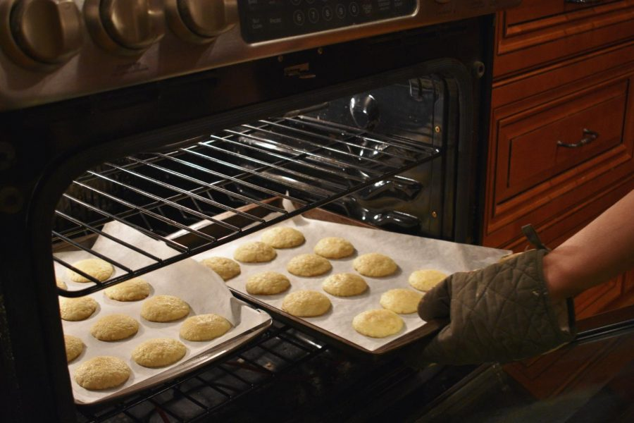Baking is the perfect activity to do during the holidays, whether its for a Thanksgiving dessert or just for fun.