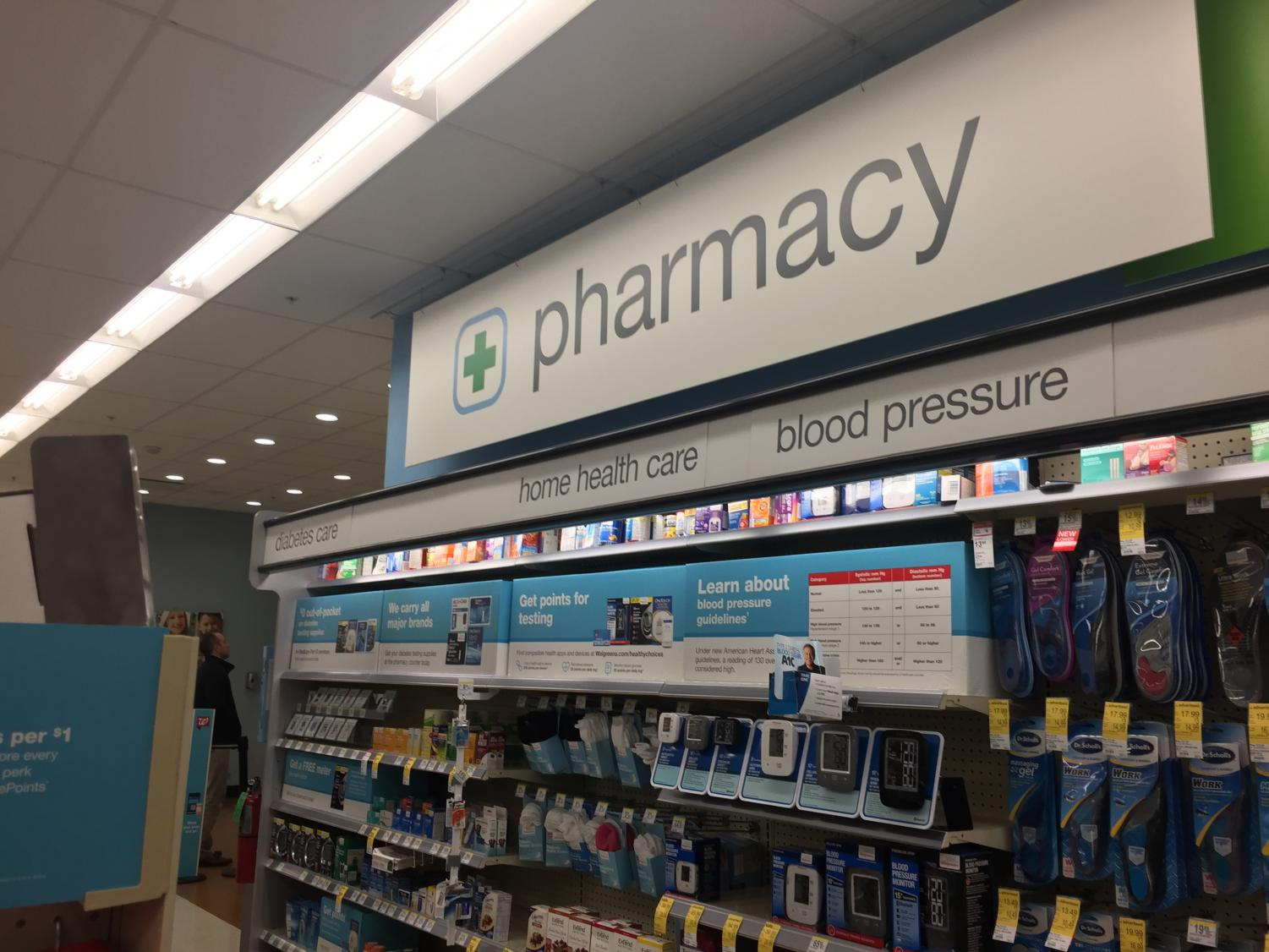 Walgreens is one of the many places you can get a flu shot.