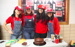 NHS hosts annual Halloween bake sale