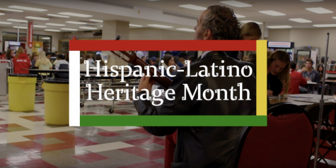 Spanish-Latino Heritage Month Unfolds During Lunch