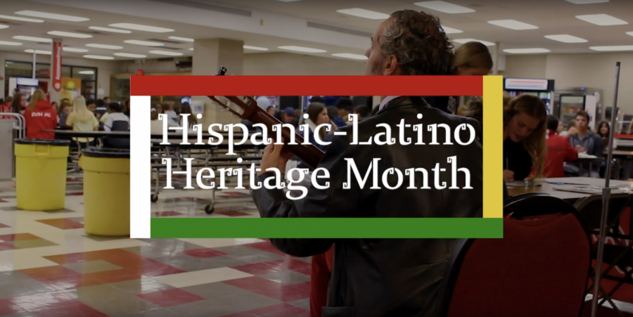 Spanish-Latino+Heritage+Month+Unfolds+During+Lunch