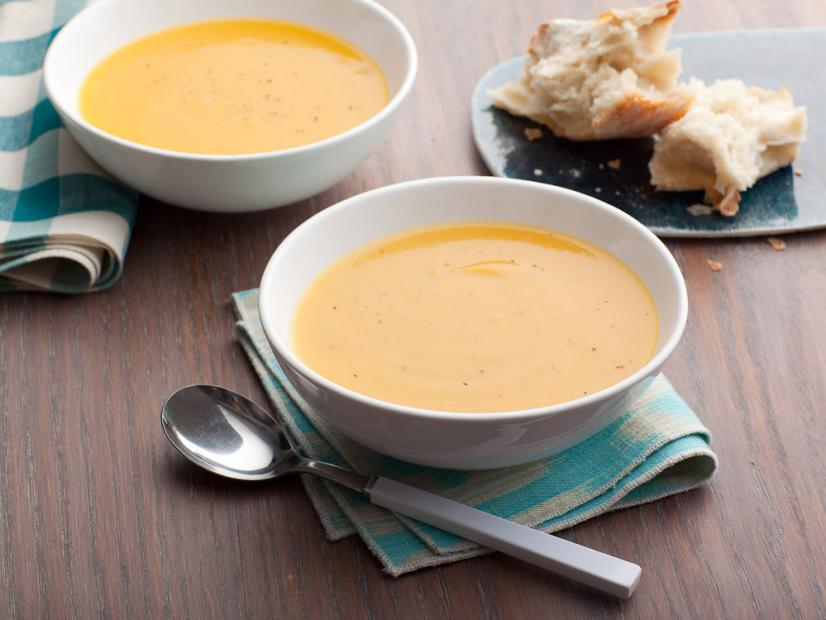 This soup recipe does not include cream, making it a healthier soup option.