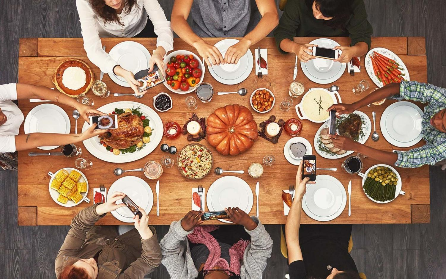 Thanksgiving day is all about preparing the perfect dishes and spending time with family.